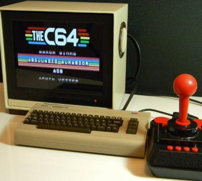 Raspberry Pi Commodore 64 gaming system for $120