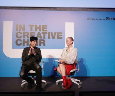 "Steelcase reinvigorates the art and design community with talk series ""In the Creative Chair"""