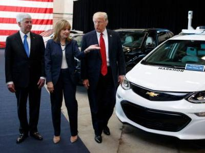 Trump Forces GM, Which Was Already Going To Produce Ventilators, To Produce Ventilators