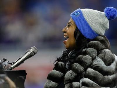 Sports world reacts to Aretha Franklin's death