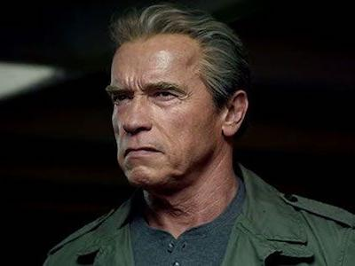 Arnold Schwarzenegger Looks Totally Badass In First Terminator: Dark Fate Image