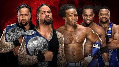 The New Day Beat The Usos At WWE Battleground To Be First Raw And Smackdown Tag Team Champs