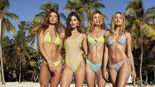 Victoria's Secret Swim Is Back, But Only For People Under A Certain Size