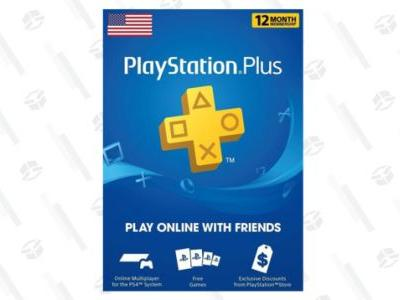 Strap in for the Long Haul With 2 Years of PlayStation Plus for $58