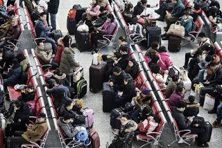 China Readies for World's Biggest Human Migration: QuickTake Q&A