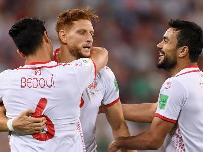 Tunisia goal sets milestone as 2500th scored in World Cup history