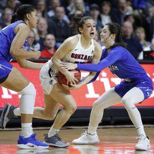 After ESPNU gaffe, it appears Gonzaga women headed to Corvallis for NCAA tournament
