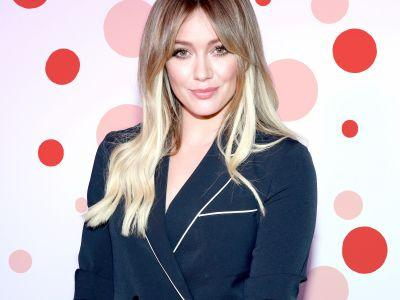 See What Hilary Duff Wore For This Fashionable Party