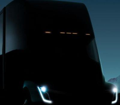 Tesla electric semi truck reveal confirmed for November 16