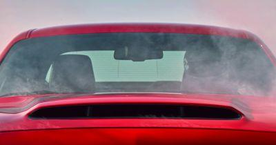 Dodge Wants To Tell You About The SRT Demon's Massive Airbox Using Metallica Lyrics