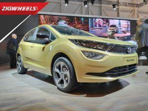 Tata Altroz Hatchback Walkaround | Baleno and Elite i20 Rival Revealed