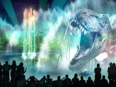 Universal Studios Reveals New Nighttime Water Show