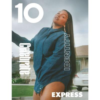 The Fourth Cover Queen of Ten Magazine Issue 61 Is Paloma Elsesser