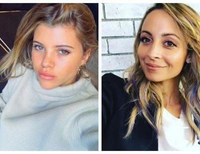 15 Times That Sofia Richie and Her Big Sister Nicole Were Practically Twins