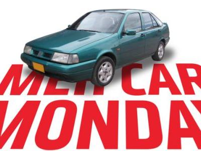 Meh Car Monday: There's a Reason You've Never Heard of the Fiat Tempra