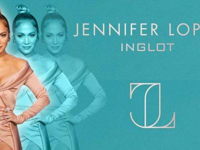 J.Lo is releasing a makeup collaboration with Inglot
