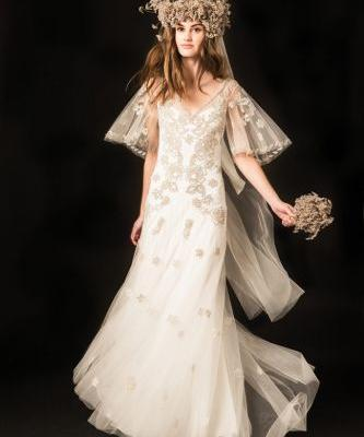 Temperley Bridal Spring Summer 20 Honesty Collection