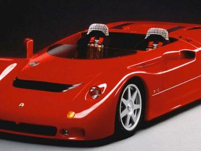 Maserati Made A Roofless Track Car Which Became A BMW-Engined De Tomaso