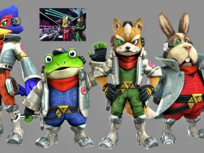 There's a wild rumor that the next Star Fox is a racing game: would you play it?