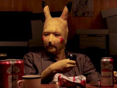 DETECTIVE PIKACHU Gets a Fan Made TRUE DETECTIVE Style Trailer and It's Weird and Terrifying