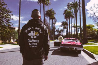 """Diamond Supply Co. Presents Its 2017 Spring/Summer """"The Burnouts"""" Collection"""