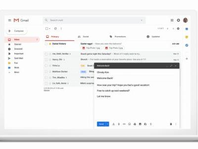 Gmail turns 15, gets smart compose improvements and email scheduling