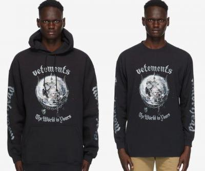 VETEMENTS Honors Motörhead's 'The Wörld Is Yours' Tour With Vivid Graphics