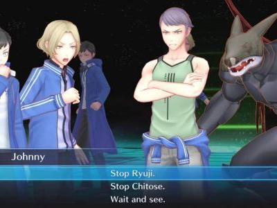 Digimon Story: Cyber Sleuth - Hacker's Memory Stop Ryuji Or Chitose Guide