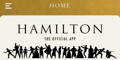 'Hamilton' app built with Flutter, the new Google mobile SDK also used for Fuchsia OS