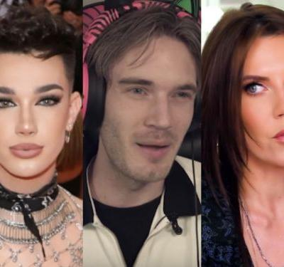One of the world's biggest YouTubers is wading into the platform's beauty war: PewDiePie says Tati Westbrook seems 'manipulative' in James Charles takedown