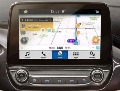 Ford Adding the Waze Navigation App That's Already on Your Phone to Sync 3