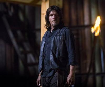 Fans noticed Daryl spoke more on 'The Walking Dead' Sunday than he has in years on the show - and they're here for it