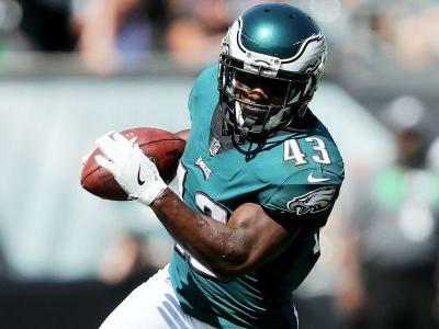 Darren Sproles injury update: Eagles RB reportedly out 'multiple weeks'