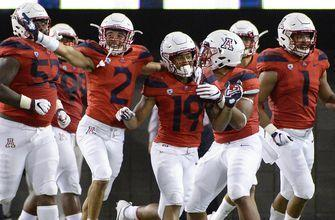 Arizona returns two picks for touchdowns in 24-17 win over Cal