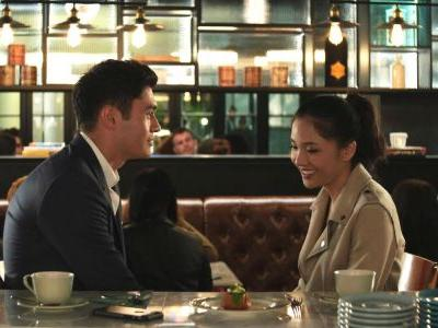 Crazy Rich Asians Has Biggest Rom-Com Opening Since Trainwreck