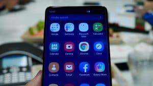 Going Hands-On with the New Samsung Galaxy S10