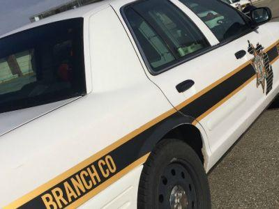 Branch County man in custody after shooting dog