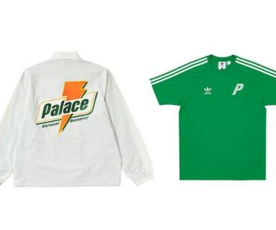 Palace's Fourth Spring 2021 Drop Includes Collaborative adidas Shirts and Shoes