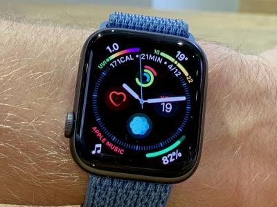 The Apple Watch Series 5 launch date may not be far off