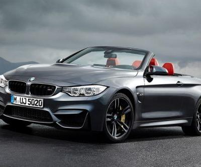 New BMW M4 Convertible To Get A Soft Top