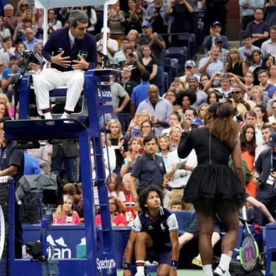 Was Serena Williams right or wrong? Three former tennis umpires explain