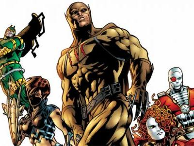 DC's Secret Six Gets a Pilot Commitment At CBS