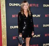 Jennifer Aniston Just Breathed New Life Into Your Favorite Holiday Party Dress