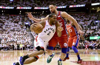 Leonard, Raptors to face Bucks, Antetokounmpo in East final