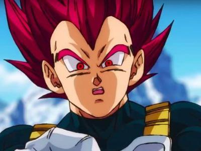 Vegeta Achieves Super Saiyan God Form In The Latest Dragon Ball Super: Broly Trailer