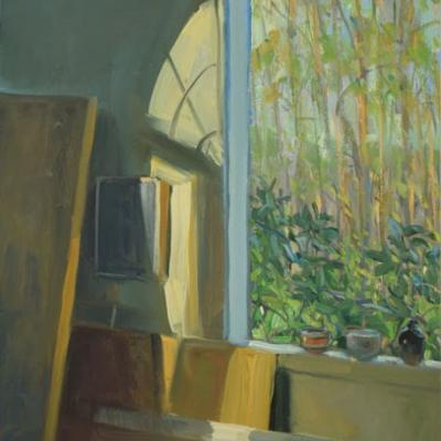 Studio, Late Afternoon