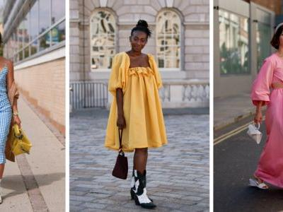 9 Dress Trends to Try This Spring