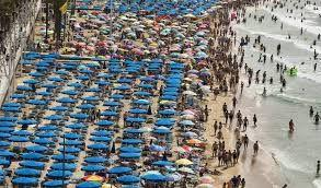 Spain sets new record regarding foreign tourists for sixth consecutive year