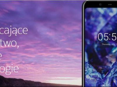 Nokia 5.1 Plus page appears in UAE, Germany & Poland. Both listed in South Africa