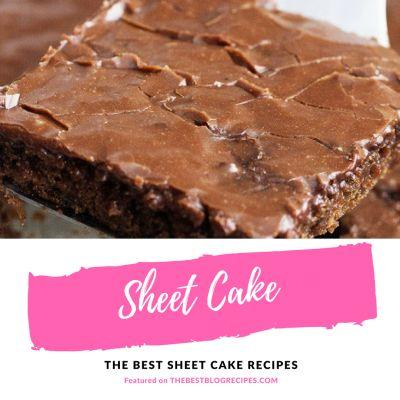 The Best Sheet Cakes